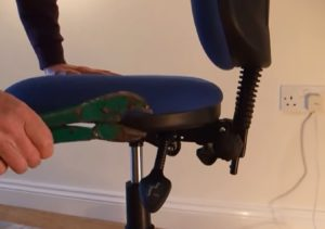 How To Remove Gas Lift From Office Chair